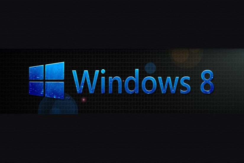 Windows 8 HD Wallpapers: Simple Back