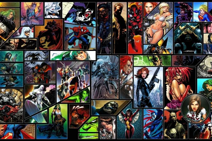 most popular comic book background 1920x1080 for android
