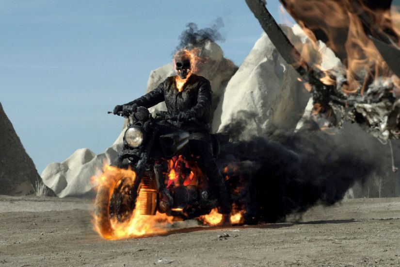 Ghost Rider · HD Wallpaper | Background ID:495756