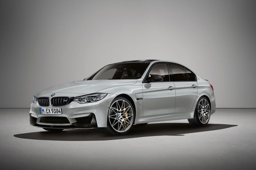 2016 BMW M3 30 Jahre Special Edition