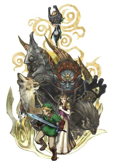 View Fullsize Twilight Princess (Game) Image