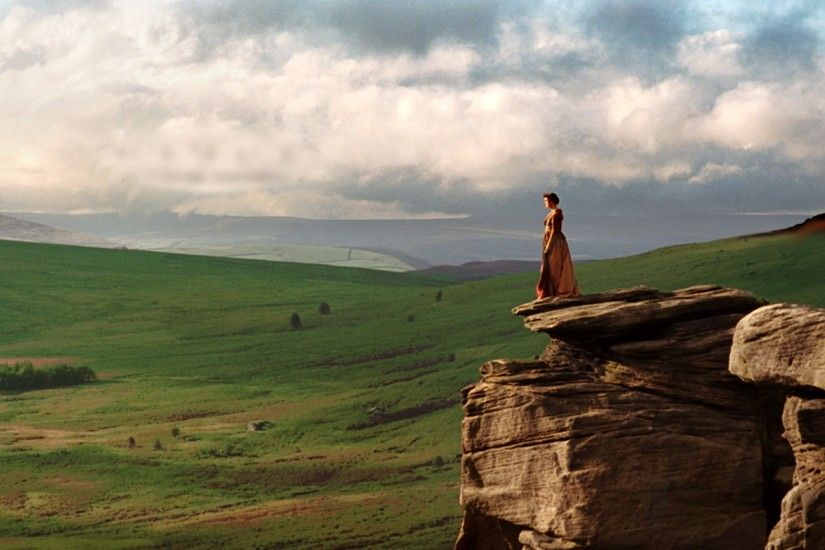 landscapes keira knightley people pride and prejudice cliff 1280x1024  wallpaper Art HD Wallpaper
