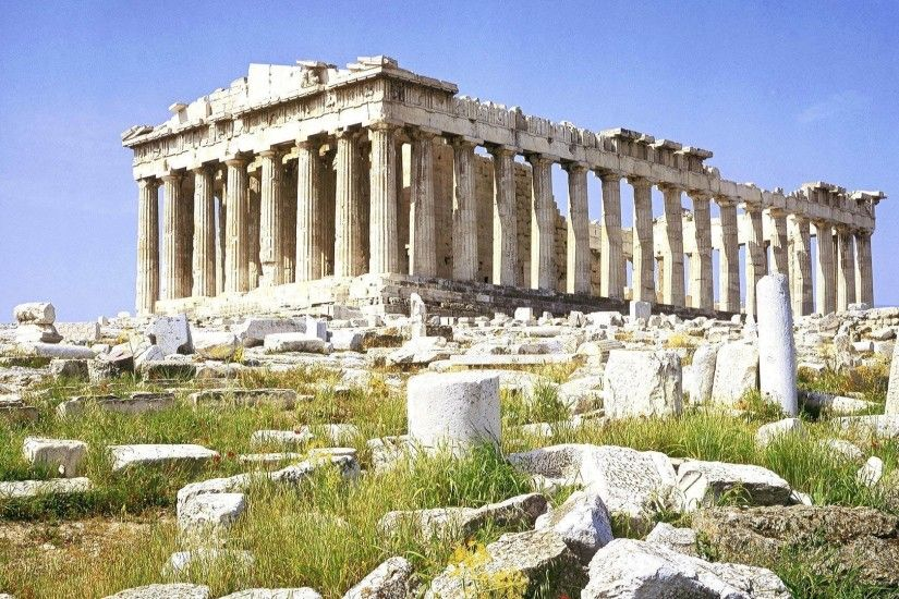 Ancient Greece Wallpapers Background Pictures Modern Greek Architecture  Desktop Wallpaper ...