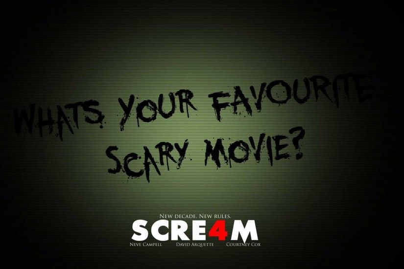 13 Scream 4 Wallpapers | Scream 4 Backgrounds