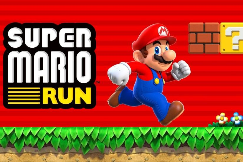 If your looking for the best super mario run wallpaper for ios / iphone we  have just the thing. Everyone loves mario so it makes total sense to make  him ...