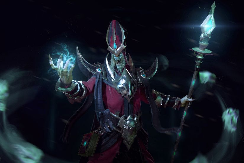 Karthus – League of Legends | Art of Mariano Steiner