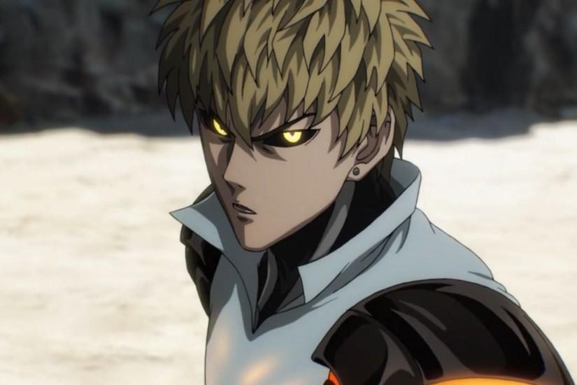 20+ Genos One Punch Man wallpapers HD Download