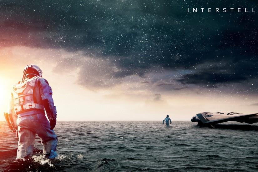 4K HD Wallpaper 2: Interstellar (Movie) 2014