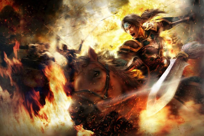 Dynasty Warriors 8 Wallpapers, Widescreen Wallpapers of Dynasty .