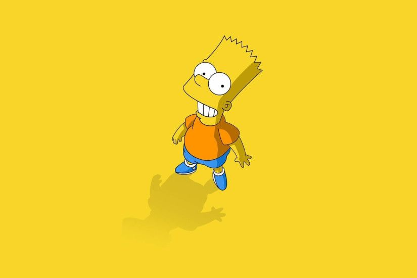 Simpsons Wallpapers For iPad