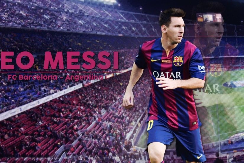 Messi FC Barcelona Desktop backgrounds