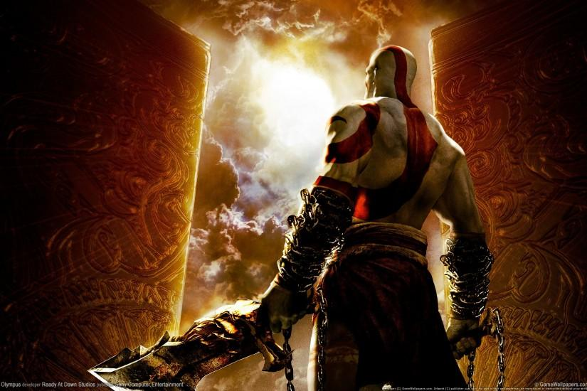Tema: wallpapers del god of war III Follow @Elwater69