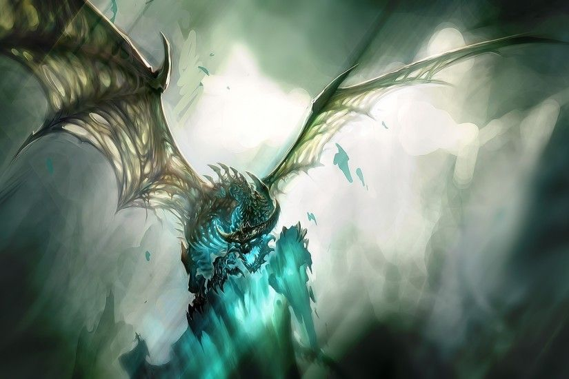 World of Warcraft - Wrath of The Lich King HD Wallpaper 1920x1080