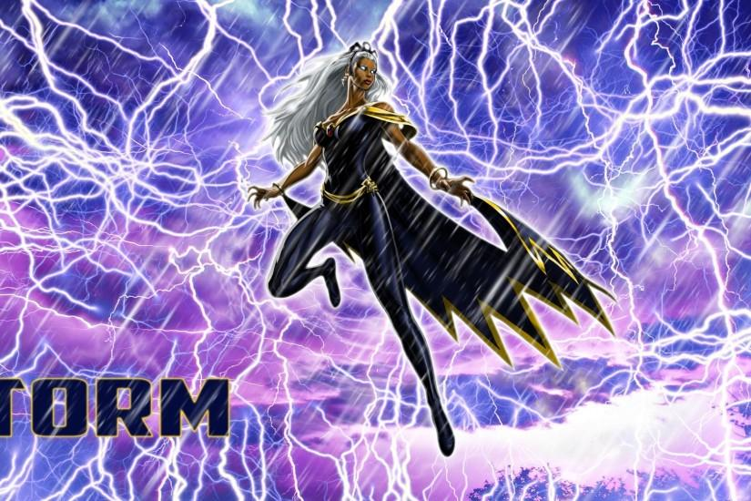 storm ororo munroe marvel comics x men hd wallpaper