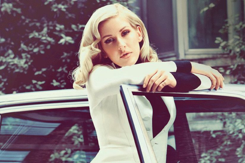 Ellie Goulding HD Desktop Wallpaper, Background Image