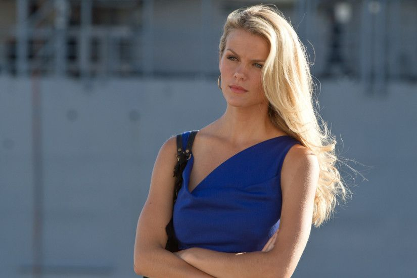 ... Download Wallpaper 1920x1080 Brooklyn decker, Girl, Look, Actress .