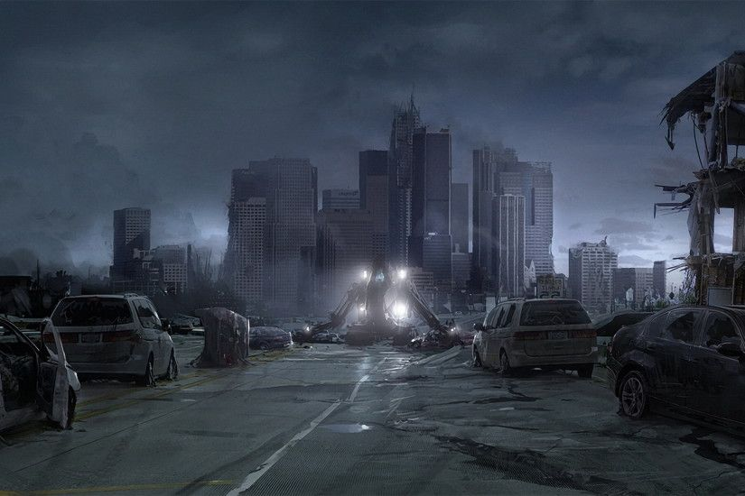 Post-apocalyptic city wallpaper | Post Apocalypse | Pinterest | Post  apocalyptic city, City wallpaper and Post apocalyptic