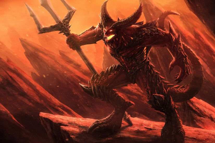 ... demon hd wallpapers images and pictures wallpapers venue ...