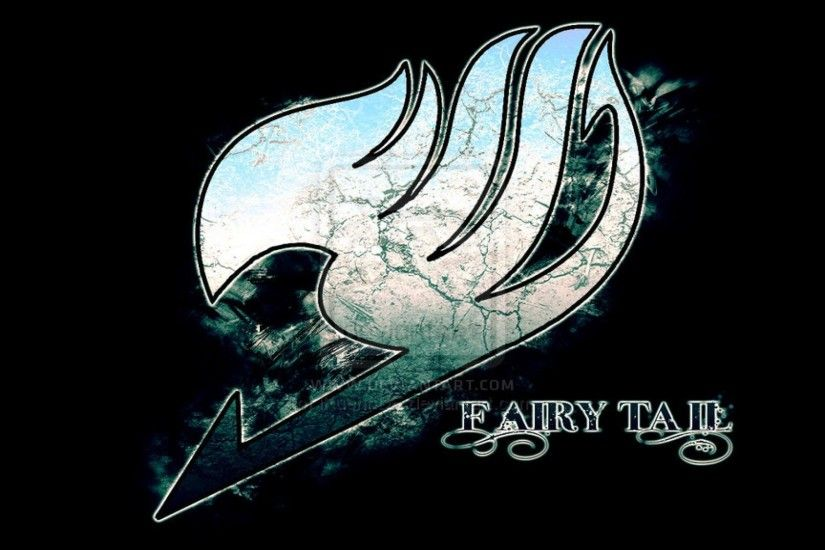 Fairy Tail Logo Desktop Wallpaper (1920x1080 px)