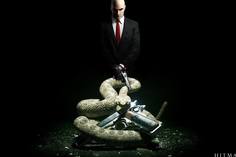 Wallpapers For > Hitman Absolution Wallpaper Hd