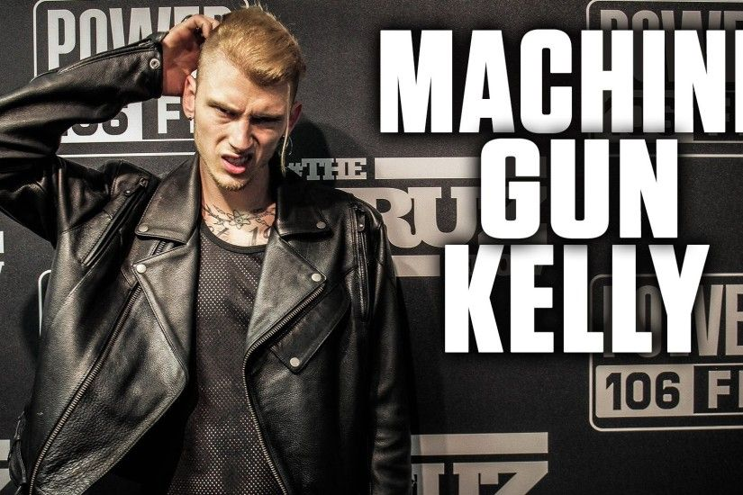"Machine Gun Kelly On ""General Admission"" + Sex Life With Amber Rose -  YouTube"