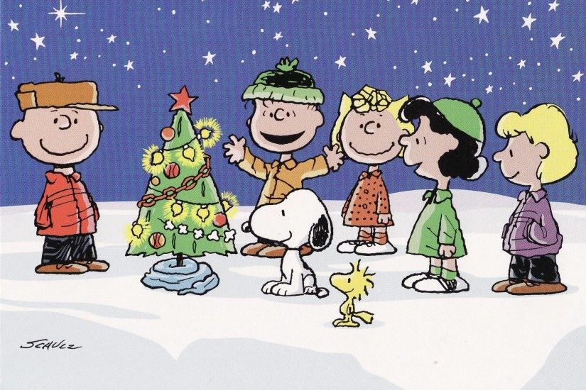 1972x1388 Charlie Brown Peanuts Comics Christmas Wallpaper Pictures Free .