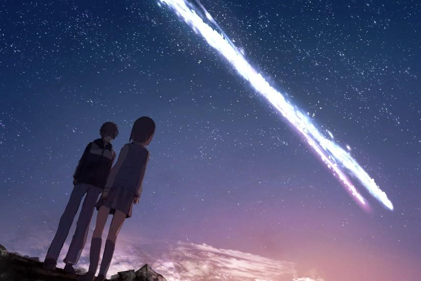 cool kimi no na wa wallpaper 2285x1263 hd