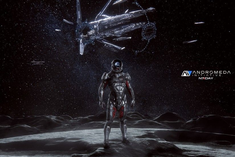 Games / Mass Effect: Andromeda Wallpaper