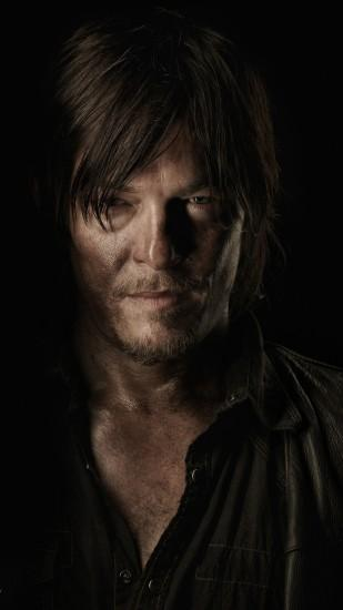 The walking dead Norman Reedus - Best htc one wallpapers