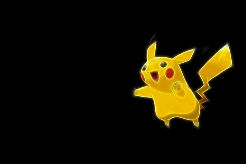 large pikachu wallpaper 1920x1200