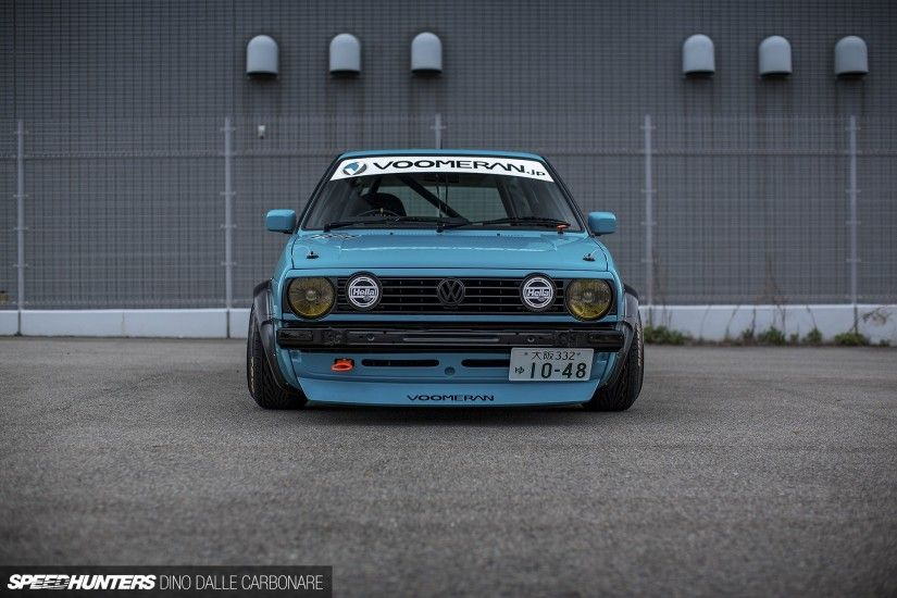 Voomeran, Volkswagen, Mk2, Car, German Cars, Rims, Camber, Engine, Street, Race  Cars, Euromagic, Stance Wallpaper HD