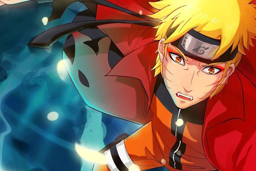 Uzumaki Naruto Shippuden Cartoon Characters - Wallpapers PC Free Download