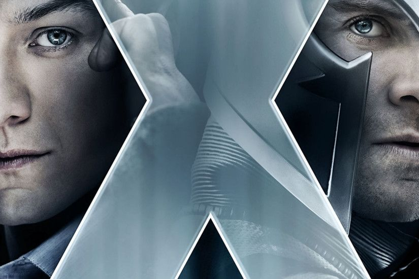 Professor X And Magneto - Tap to see more of the X-Men Apocalypse Wallpapers