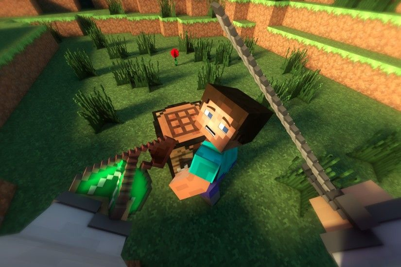 Minecraft, Video Games, Steve Wallpapers HD / Desktop and Mobile .