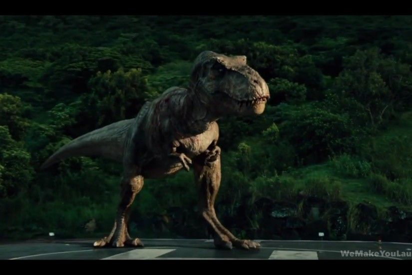 Image result for Jurassic world ending