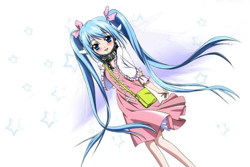 Heavens Lost Property Nymph Wallpaper Heaven's lost property,