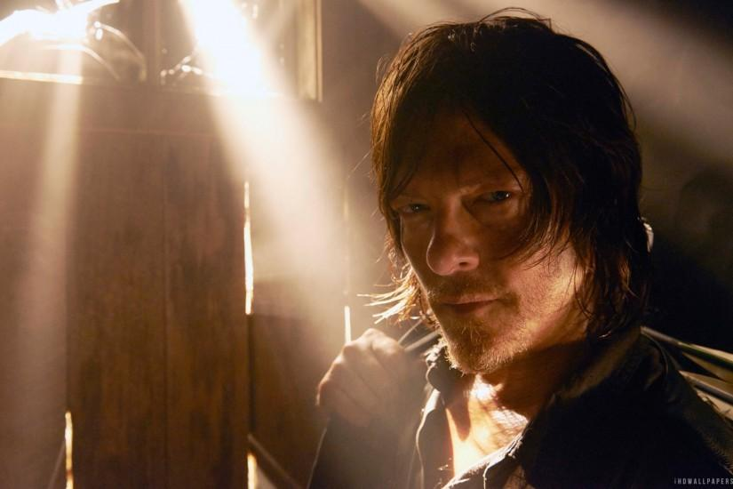 The Walking Dead Wallpaper Daryl Dixon - HD Wallpaper Expert