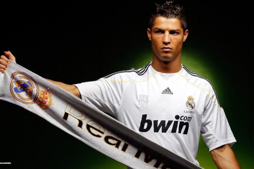 hd wallpaper cristiano ronaldo in real madrid