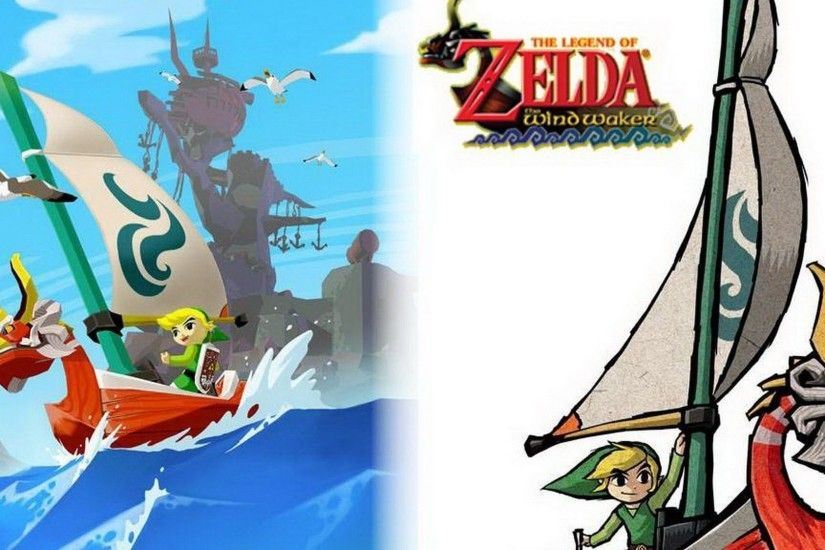 the legend of zelda the wind waker hd wallpapers 183��