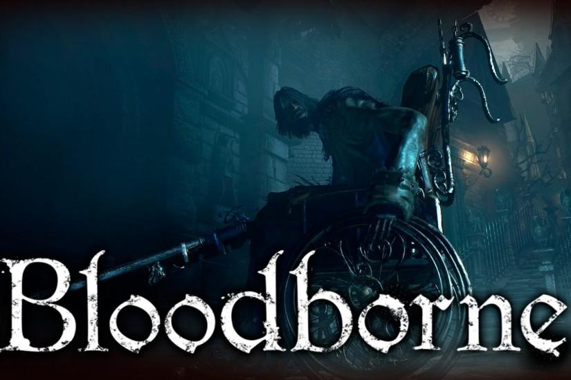 1920x1080 Wallpaper bloodborne, bloodborne generation of blood, from  software, sce japan studio,