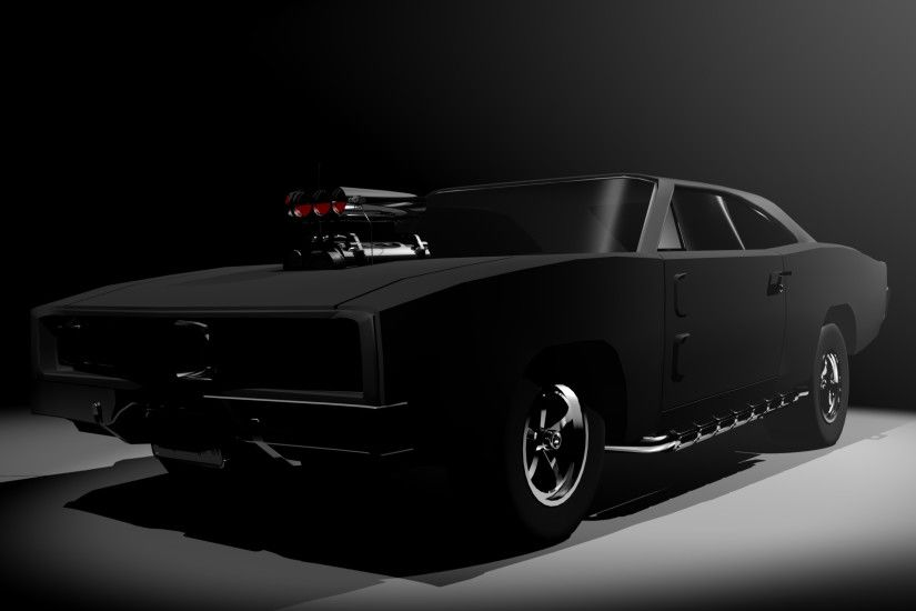 1969 Dodge Charger Wallpaper ...