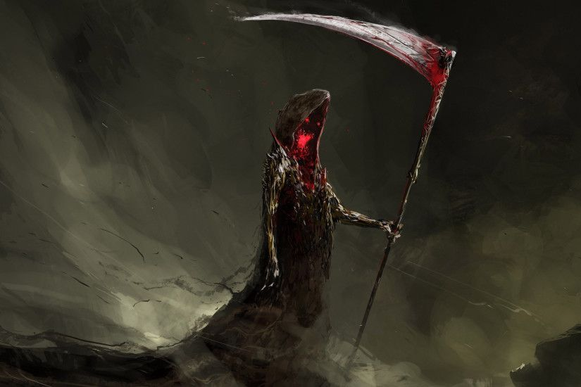 Grim Reaper HD Wallpaper 1920x1080 Grim ...