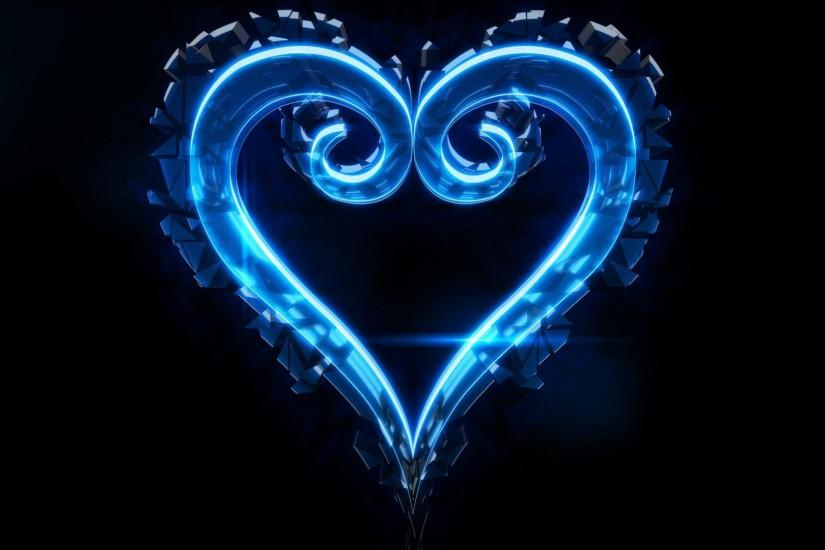 Kingdom Hearts Wallpaper Heart