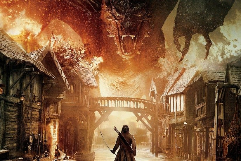 Smaug, The Hobbit: The Desolation Of Smaug Wallpapers HD / Desktop and  Mobile Backgrounds