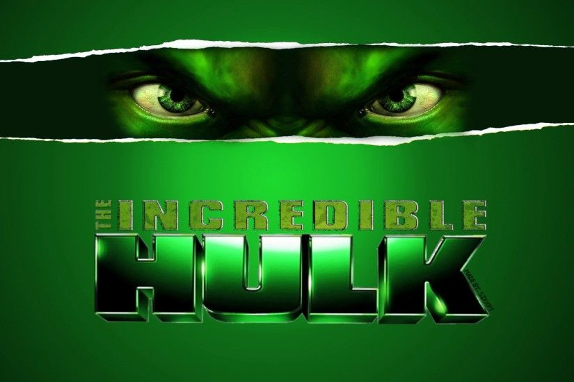 widescreen wallpaper the incredible hulk (Barton Walter 1920x1200)