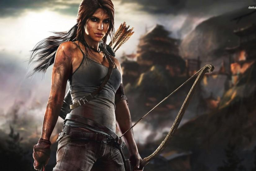 download free tomb raider wallpaper 1920x1200