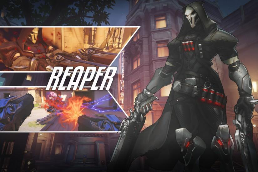 download overwatch reaper wallpaper 2560x1440 for 4k monitor