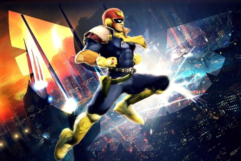 Captain Falcon · HD Wallpaper | Background ID:643536