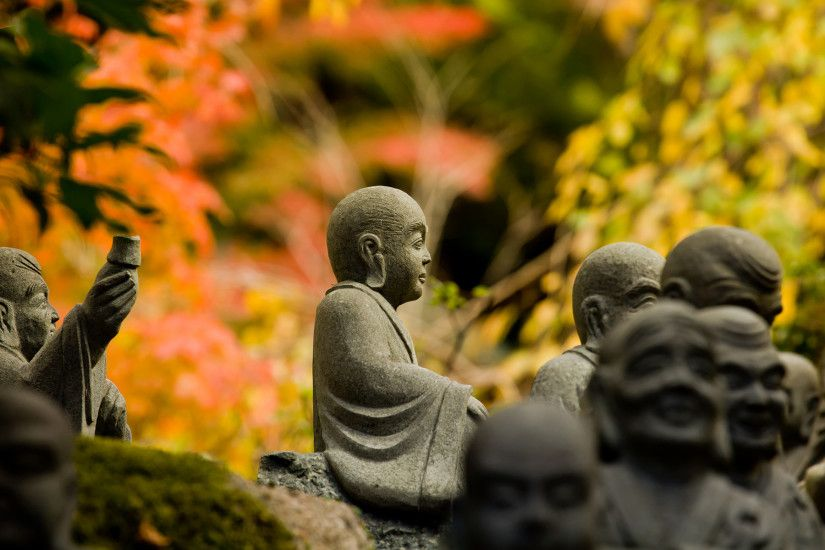 Zen Garden Iphone Wallpaper Buddha religion garden zen