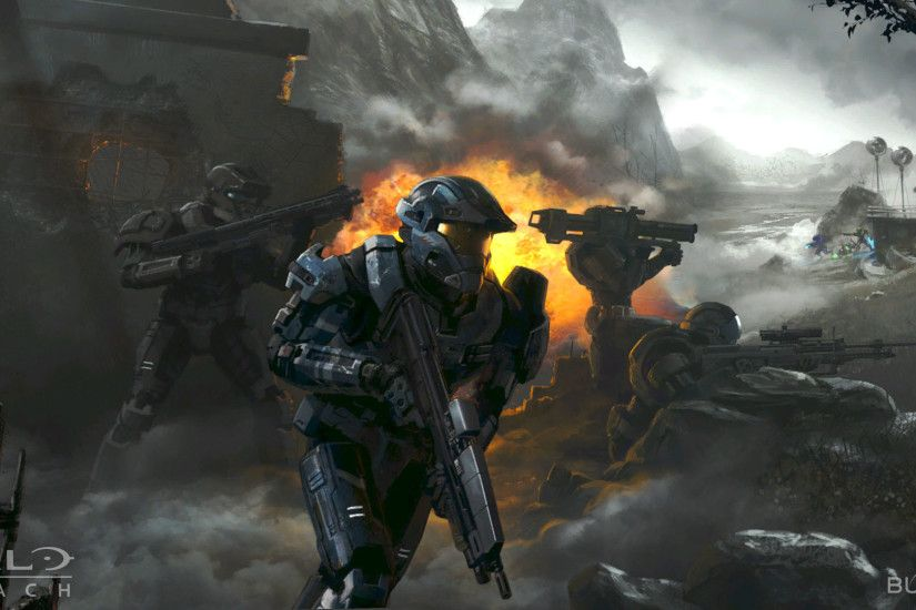 Halo Reach Wallpapers p Wallpaper
